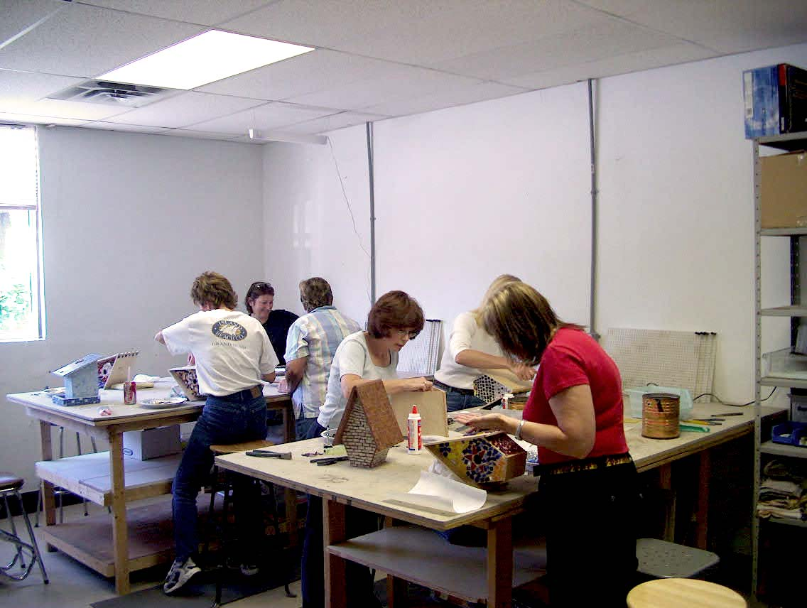 Essex Stained Glass Studio One-Day Workshops - Create