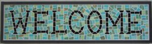 A Mosaic Welcome @ Essex Stained Glass | Essex | Ontario | Canada
