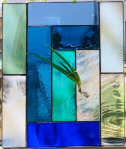 Air Plant Stained Glass @ Essex Stained Glass Studio | Essex | Ontario | Canada