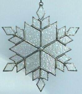 Let It Snow @ Essex Stained Glass Studio   Essex   Ontario   Canada
