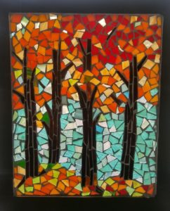 Falling for Mosaics @ Essex Stained Glass | Essex | Ontario | Canada