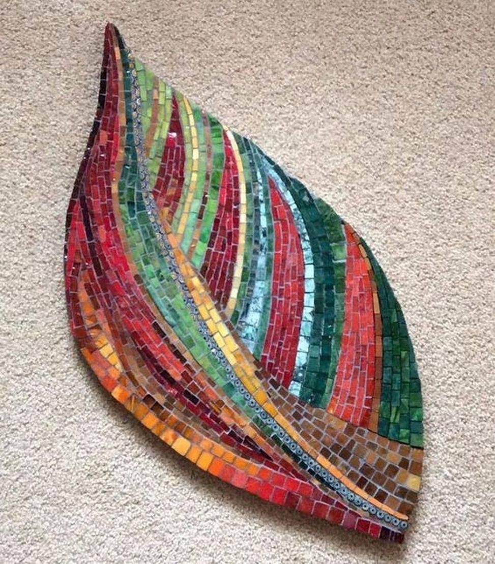 Falling For Mosaics