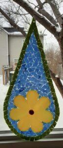 Mosaic Garden Art @ Essex Stained Glass Studio | Essex | Ontario | Canada